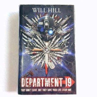 Department Nineteen by Will Hill