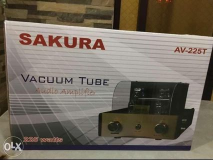 VACUUM TUBE AMPLIFIER - View all VACUUM TUBE AMPLIFIER ads in