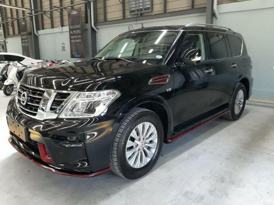 Nissan Patrol Royale With Nismo Kit on Carousell