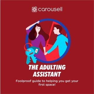 Carouselland 2019 Educational Kits: The Adulting Assistant