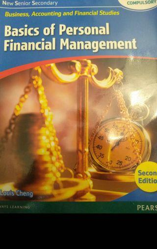 NSS BAFS Basics of Personal Financial Management 9成新