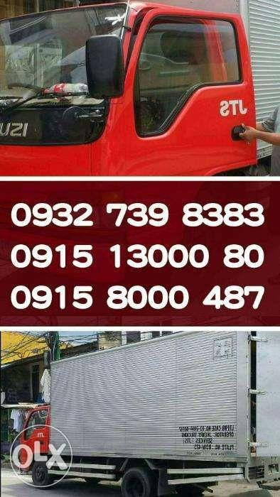 Luzon Visaya Mindanao Truck For Rent Lipat Bahay Truck For Hire