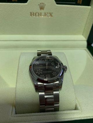 🚚 Rolex Oyster Perpetual (Model:178240)