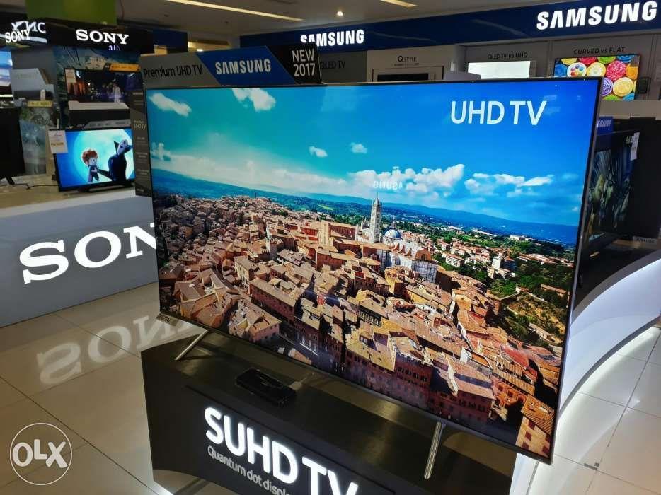Samsung UHD 4k Flat Smart and Curved Led tv NU7100 NU8000