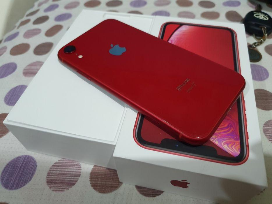 Iphone XR 64gb Factory Unlock Product Red Ntc Complete