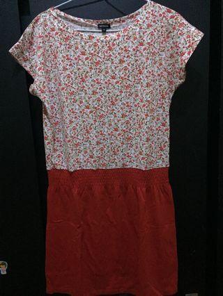 Dress Nevada Bunga Bunga
