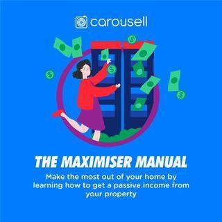 Carouselland 2019 Educational Kits: The Maximiser Manual