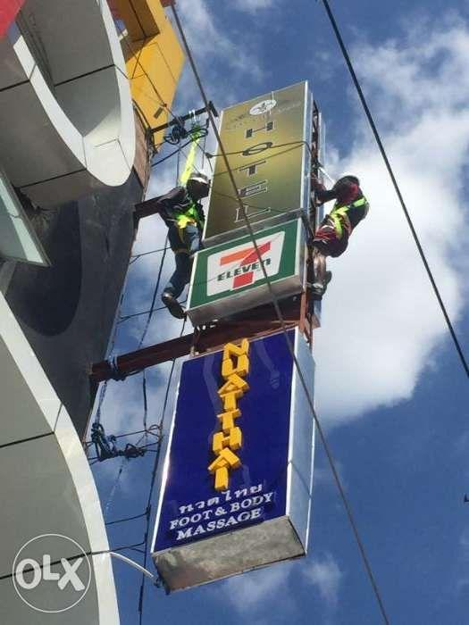 Signage Maker Panaflex In Batangas Business Services