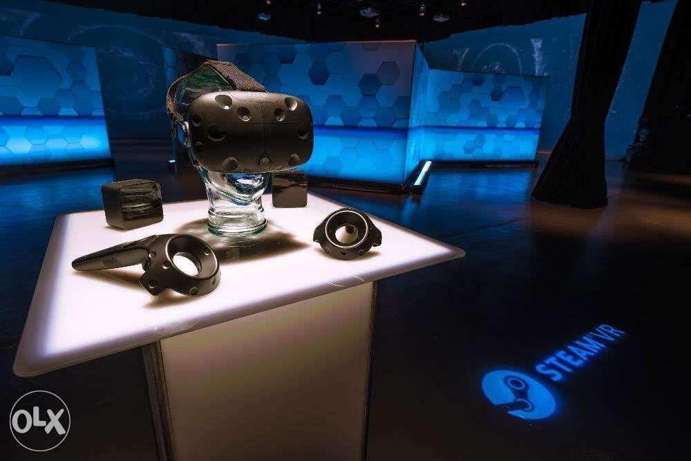 HTC Vive VR Oculus Playstation Entertainment Virtual Reality In