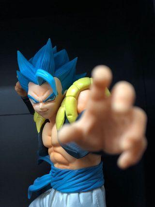 🚚 Ichiban KUJI DRAGON BALL SUPER THE 20TH FILM Masterlise Gogeta Figure/Figurine