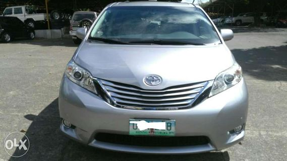 toyota sienna used cars carousell philippines toyota sienna used cars carousell
