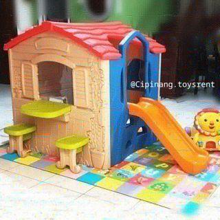 Perosotan playhouse rumah2an rental