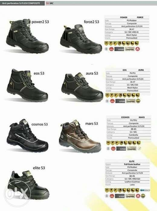 d69d329260f PPE Safety Jogger safety shoes, Men's Fashion, Footwear, Boots on ...