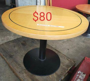 Dining/Study/Round/Metal Table for sale