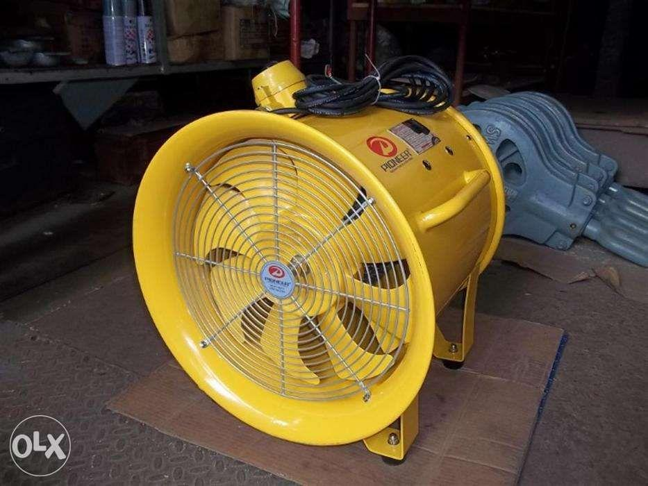 1942 CFM Explosion Proof Portable Ventilator Exhaust Fan ...