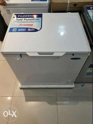Fujidenzo Chest Freezer Chiller with Freezer Inverter and Non Inverter