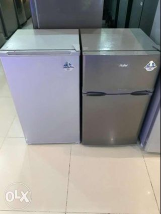 Brandnew HAIER Refrigerator Personal and 2Door and Side by Side