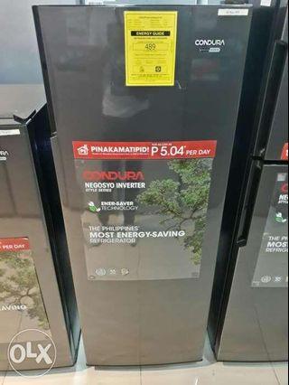 Brandnew Condura Inverter Refrigerator Single and 2Door No Frost