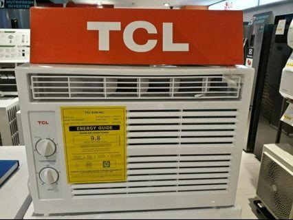 Brandnew TCL Window Type Aircon