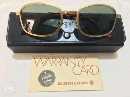 Vintage BL RayBan W2849 Sunglasses