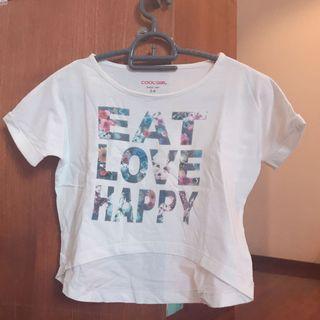 Cool Girl White T-shirt