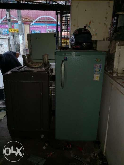 Home service repair refrigerators aircon washing machine freezer