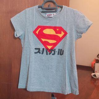 DC Comics Supergirl Gray T-shirt