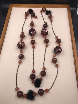 出口歐美 人造首飾 -  頸錬 (EXPORT Europe / USA Fashion Jewellery Long Necklace) About 175cm