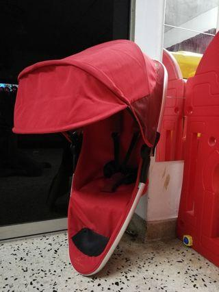 Seat for quinny zapp 1.0