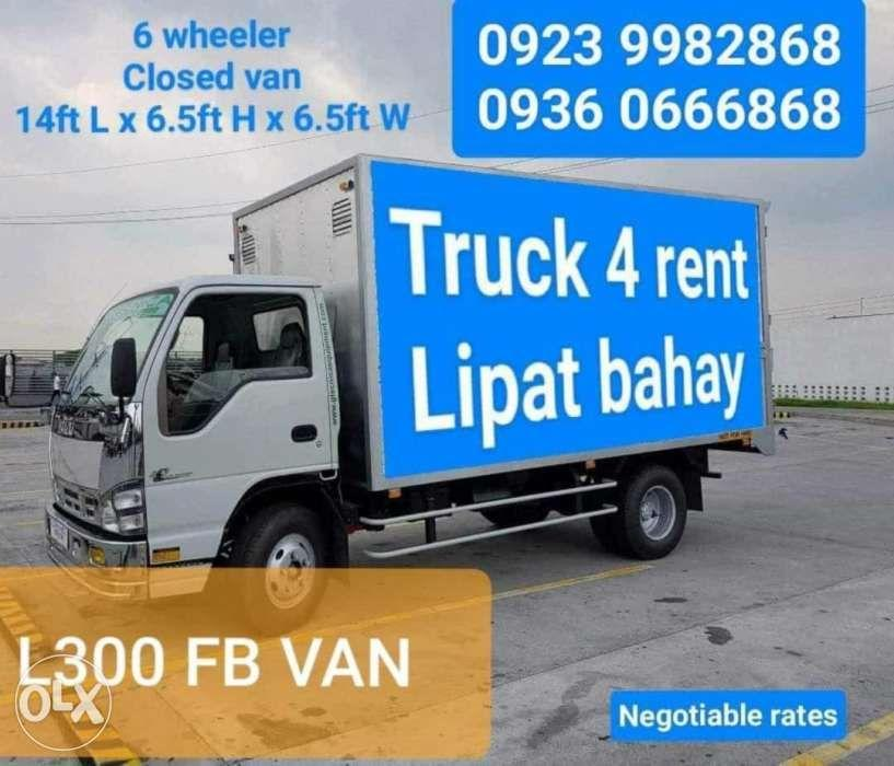 Rent Cheap: Truck For Rent CHEAP Lipat Bahay, Vehicle Rentals On Carousell