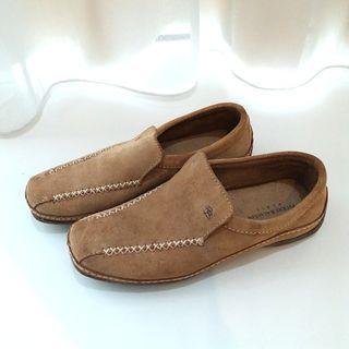FREE POST Pierre Balmain Brown Shoes