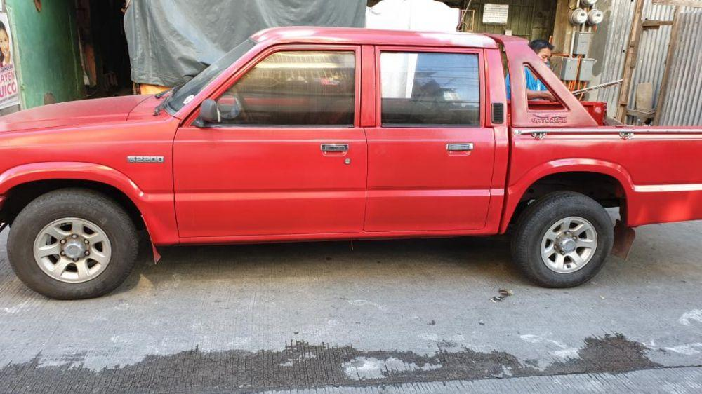 Mazda B2200 pick up, Cars for Sale on Carousell