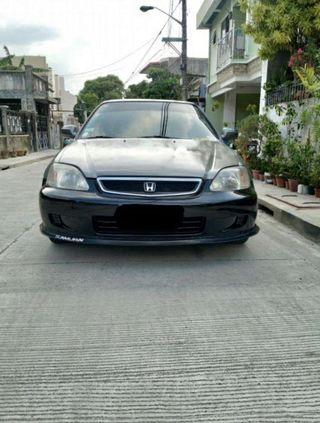 1999 Honda Civic VTI 1.6 (SIR body)