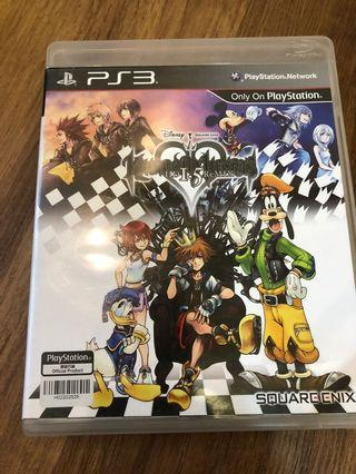 PS3 Kingdom Hearts