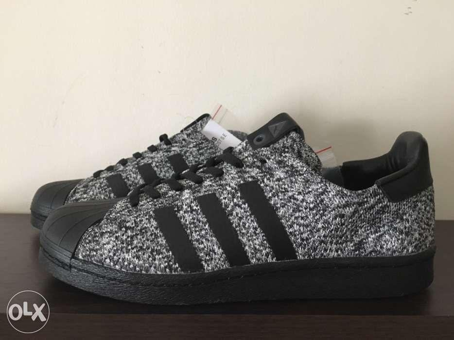 Adidas Originals Superstar Boost x SNS x Social Status Black