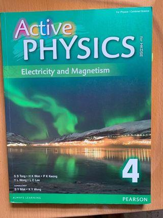 Active physics Electricity and magnetism 4
