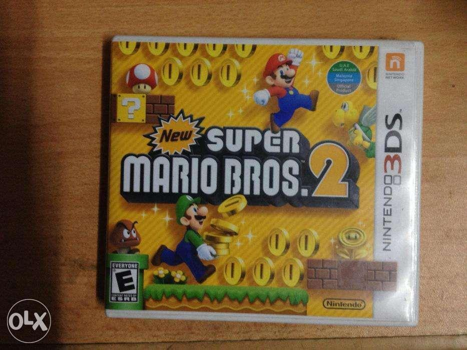 New Super Mario Bros 2 3DS on Carousell