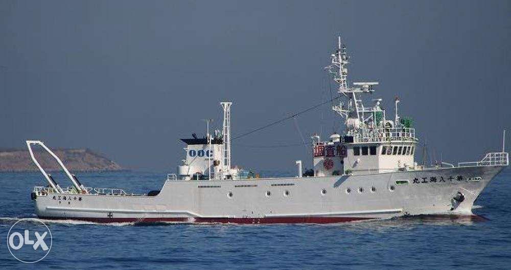 MV Cazac Yacht Boat Ship Vessel