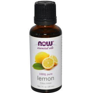 [Ready Stock] Now Foods 100% Pure Lemon Essential Oil 30ml