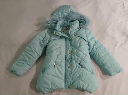 Winter Coat Cotton-Padded