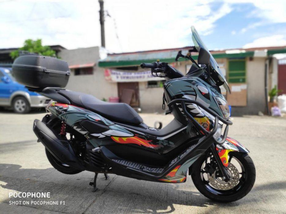 Yamaha Nmax 2019 Motorbikes Motorbikes For Sale On Carousell