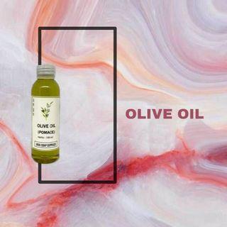 Olive face oil