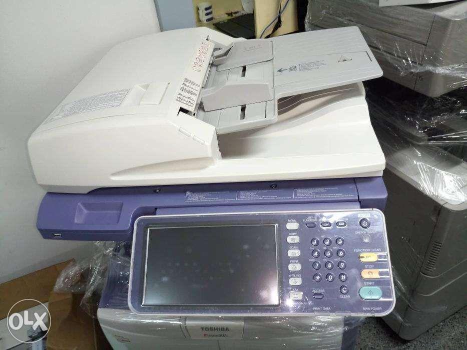 Copy Print Scan Xerox Machine A3 Size Toshiba 256 on Carousell
