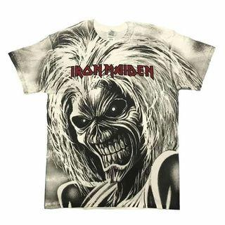 Iron Maiden Killers All over
