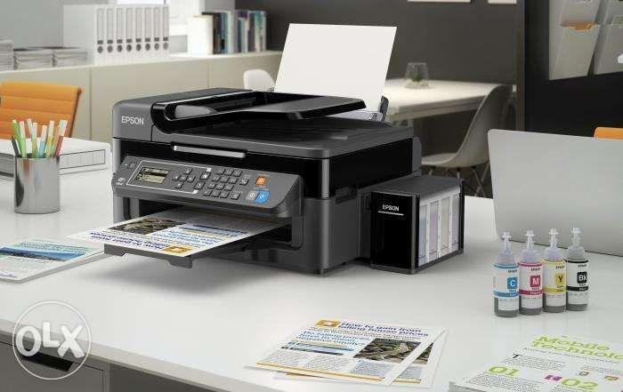 Epson L565 WiFi AllinOne Ink Tank Printer FREE DELIVERY on Carousell
