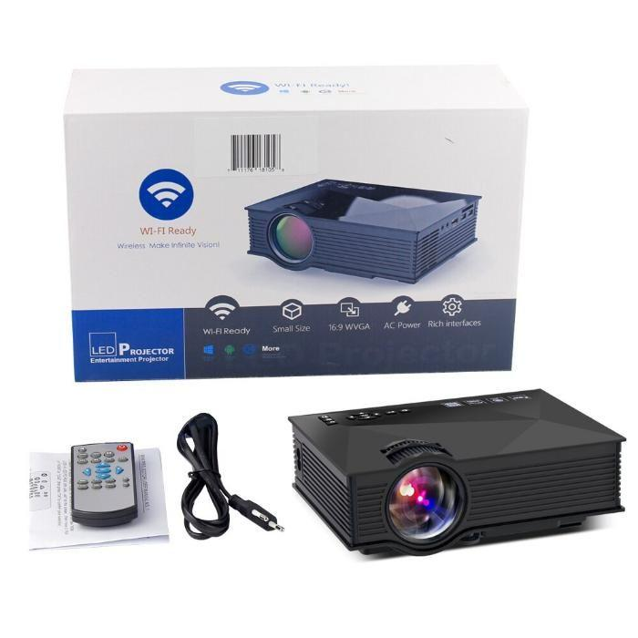 Wifi Ready Unic 46 Projector on Carousell