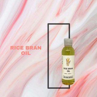 Rice Bran Face Oil