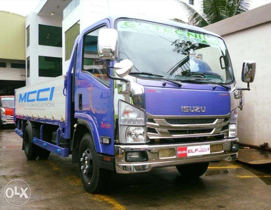 Isuzu Elf NKR NPR N Series 4JJ1 4HK1 Euro IV Japan Surplus Trucks