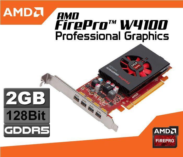 AMD FirePro W4100 Videocard on Carousell