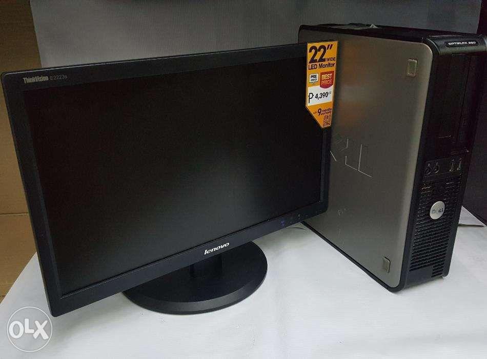 Intel Core 2 Quad Q8200 2 33GHz Processor with Dell Optiplex